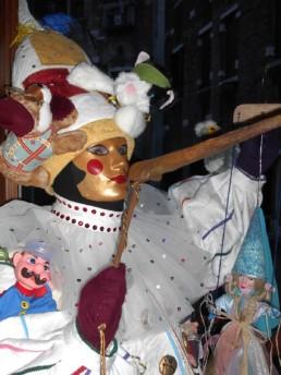 La favola di Pinocchio Venezia 2004. 1° Premio Concorso per la maschera più bella del carnevale
