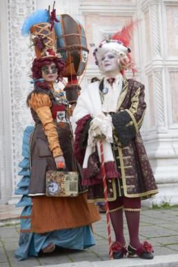 La maga di Oz ed il sarto di Versailles. Venezia 2014