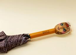 Ombrello da donna firmato Basile